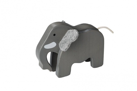 Holzspielzeug - Bambus Elefant