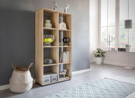 regal raumteiler sonoma eiche g nstig online kaufen yatego. Black Bedroom Furniture Sets. Home Design Ideas