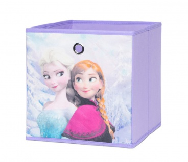 Faltbox Box - FROZEN / Nr.1 - 32 x 32 cm