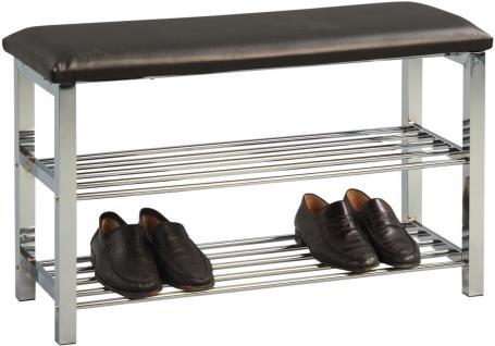 garderobenbank sitzbank online bestellen bei yatego. Black Bedroom Furniture Sets. Home Design Ideas