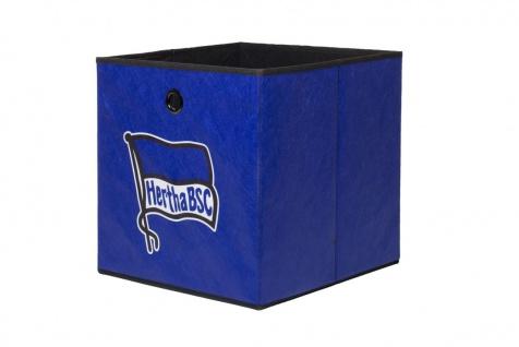 Faltbox Box - Hertha BSC / Nr.3 - 32 x 32 cm