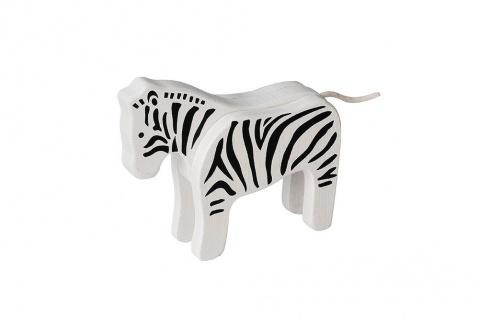 Holzspielzeug - Bambus Zebra