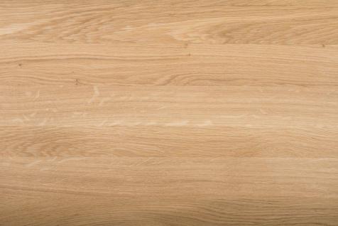 Couchtisch Tisch ANESE XL Eiche Massivholz 100x100 cm - Vorschau 3