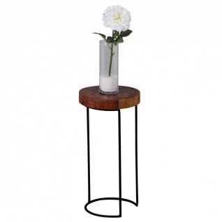 Beistelltisch Tisch BIMA 28x28x55 cm Sheesham Massivholz