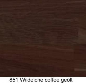 Couchtisch Tisch KENO Eiche vollmassiv geölt 110 x 70 cm - Vorschau 4