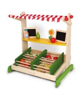 Holzspielzeug - Tisch Obststand