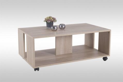 Couchtisch Tisch KADY 105x60 cm Sonoma Eiche matt