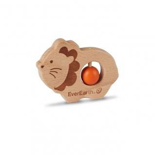 Holzspielzeug - Greifring Löwe