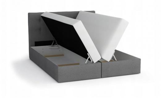 Boxspringbett Schlafzimmerbett RAINBOW 180x200cm Variante Nr.1 - Vorschau 3