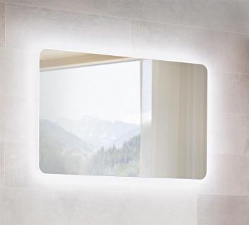 Badezimmer Spiegel FERMO inklusive LED- Beleuchtung