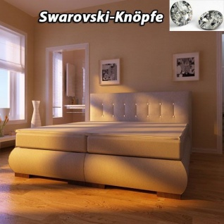 Boxspringbett Schlafzimmerbett FLORENZ 120x200 cm - Vorschau 2