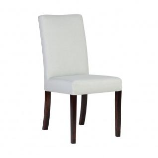 Polsterstuhl Stuhl 2er Set VICCO XL Massivholz Buche