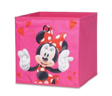 Faltbox Box - Mouse / Nr.1 - 32 x 32 cm / 3er Set