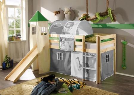 Turm DSCHUNGEL für Spielbett Hochbett Etagenbett