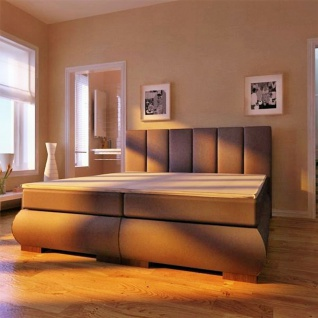 Boxspringbett Schlafzimmerbett ANCONA 100x200 cm