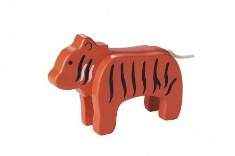 Holzspielzeug - Bambus Tiger