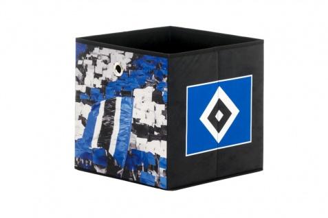 Faltbox Box - HSV / Nr.3 - 32 x 32 cm