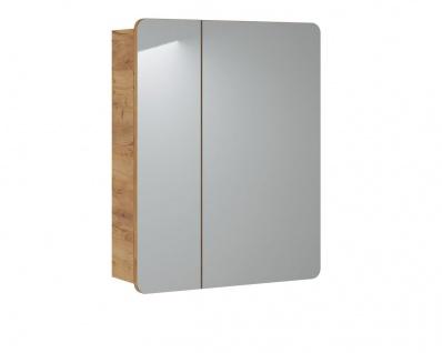 Badezimmer Spiegelschrank FERMO 60 cm