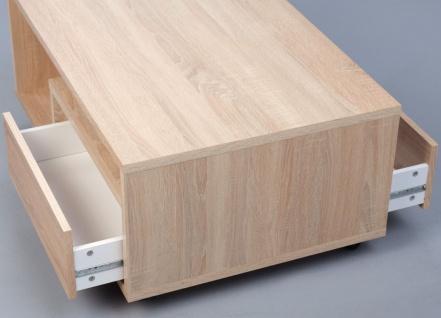 Couchtisch Beistelltisch - Carl 1 - 90x60 cm Sonoma Eiche - Vorschau 4