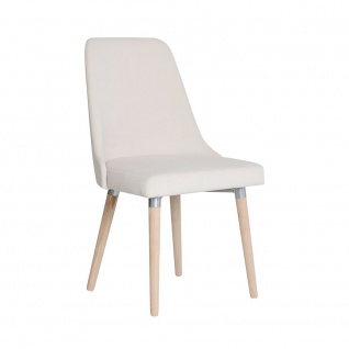 Polsterstuhl Stuhl 2er Set LINO Massivholz Buche