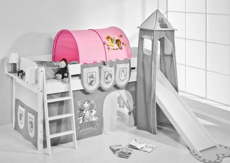 Tunnel Filly - für Hochbett, Spielbett und Etagenbett