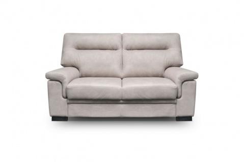 Sofa 2-Sitzer OPAL mit Schlaffunktion Beige
