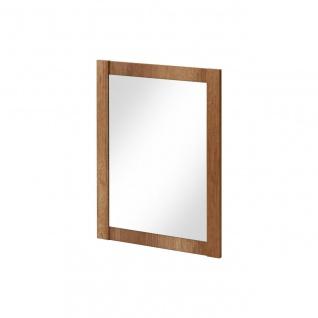 Badezimmer Spiegel 60x80cm KLASSIK Eiche