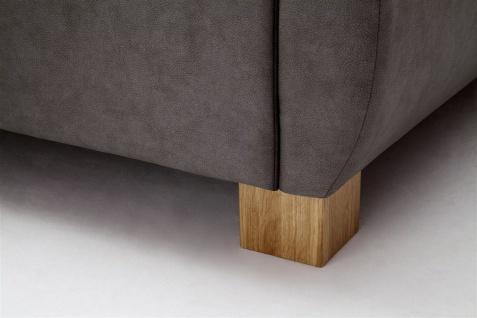 Polsterbett Bett Doppelbett Tagesbett - MODENA- 180x200 cm Braun - Vorschau 3