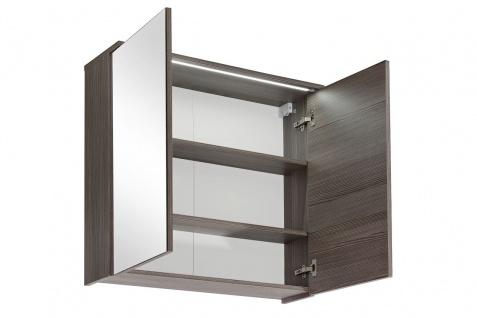 Badmöbel Set 6-tlg Badezimmerset COSM Hochglanz inkl.Waschtisch 60 cm - Vorschau 3