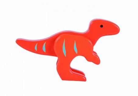 Holzspielzeug - Velociraptor
