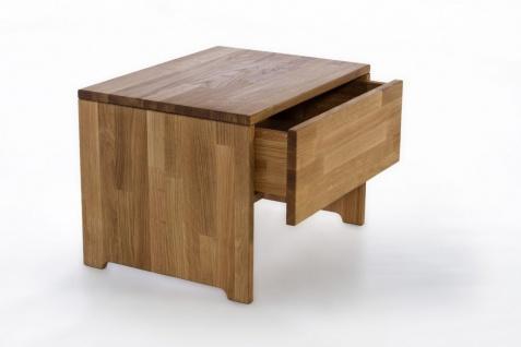 Massivholzbett Schlafzimmerbett - Reni - Bett Wildeiche 160x200 cm - Vorschau 4