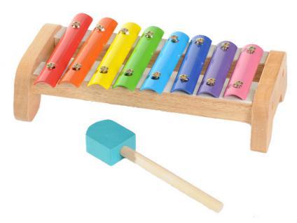 Holzspielzeug - Xylophon