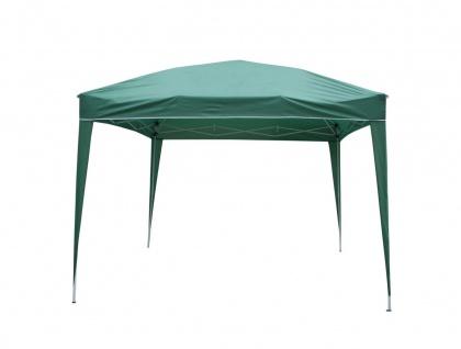 Gartenpavillon Faltpavillon AMELIE 3x3m Partyzelt Wasserdicht Grün