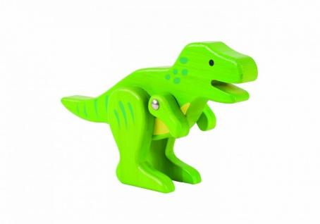 Holzspielzeug - T-Rex