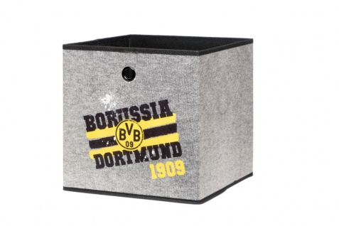 Faltbox Box - BVB 09 / Nr.3 - 32 x 32 cm / 3er Set
