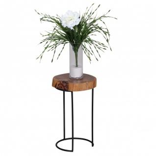 Beistelltisch Tisch BIMA 28x28x45 cm Akazie Massivholz