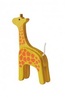 Holzspielzeug - Bambus Giraffe