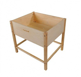 Holzspielzeug - Gartentisch