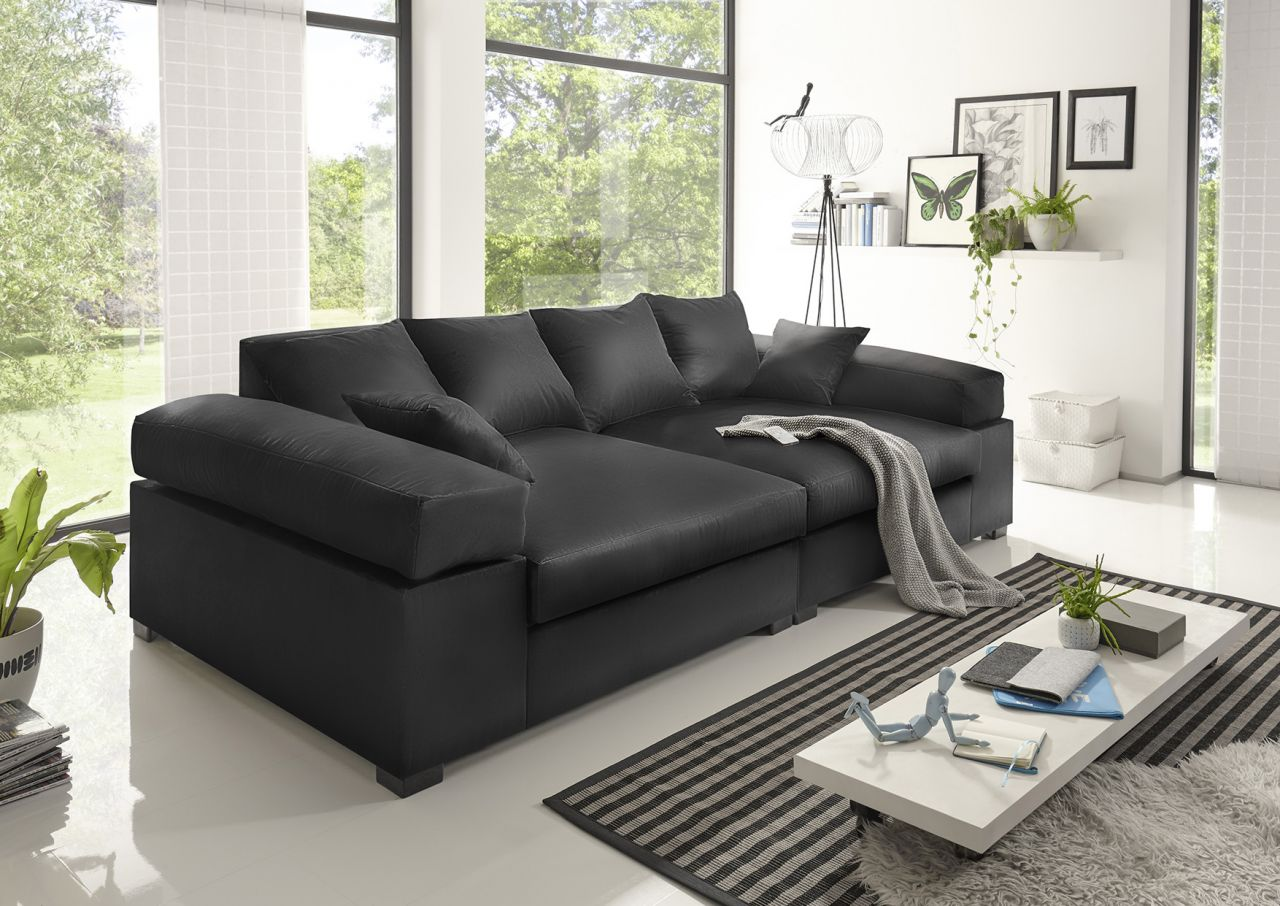 Big Sofa Couchgarnitur Megasofa Riesensofa AREZZO ...