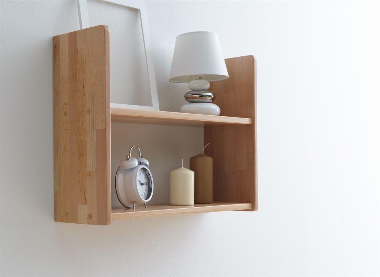 wandregal b cherregal awel nr 1 60x45 cm buche massiv ge lt kaufen bei sylwia lesniewska. Black Bedroom Furniture Sets. Home Design Ideas