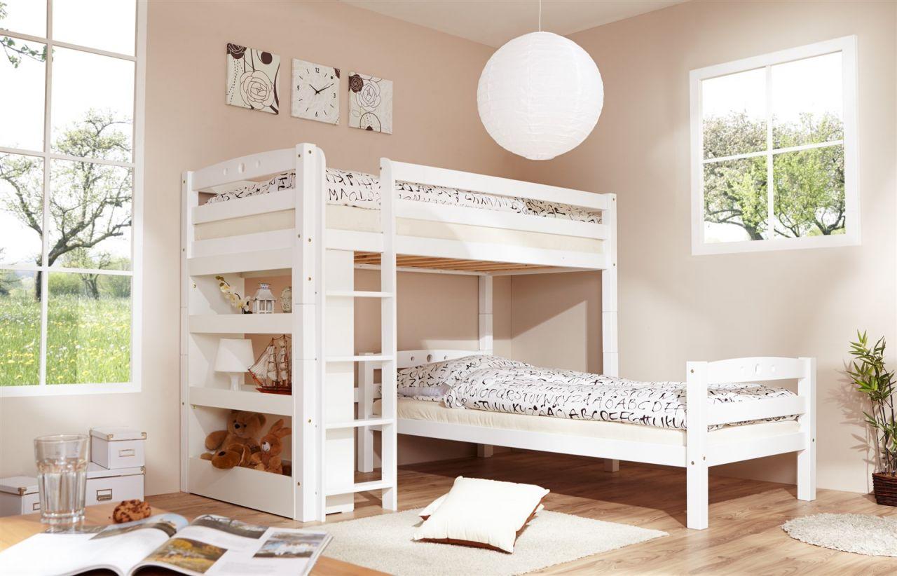 Reise Etagenbett : Stabiles etagenbett aus metall mit wählbarem dekor jan