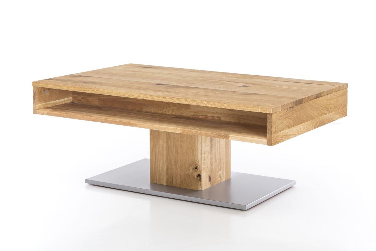 zeitloser couchtisch elias xl wildeiche massiv ge lt 110x75 cm kaufen bei sylwia lesniewska. Black Bedroom Furniture Sets. Home Design Ideas