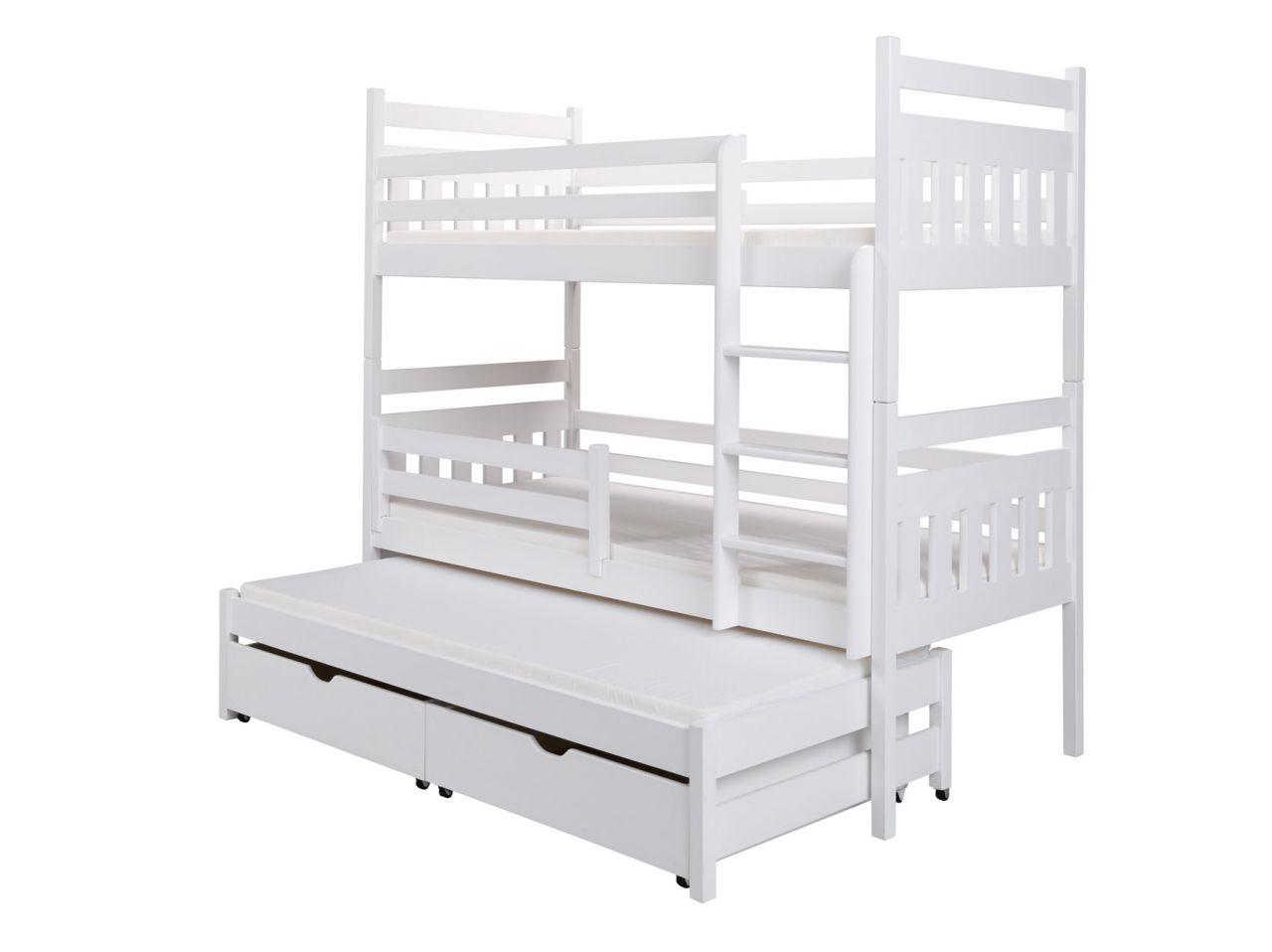 Etagenbett Liegefläche 80 180 : Amazon etagenbett sophie für zwei schlafende bettrahmen aus