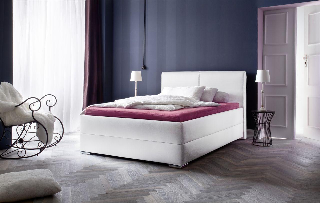 polsterbett bett doppelbett tagesbett austin 140x200 cm. Black Bedroom Furniture Sets. Home Design Ideas
