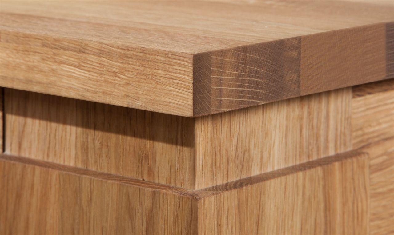 Fesselnde Esstisch 130x80 Referenz Von Tisch Maison Wildeiche Massiv Geölt Cm 3