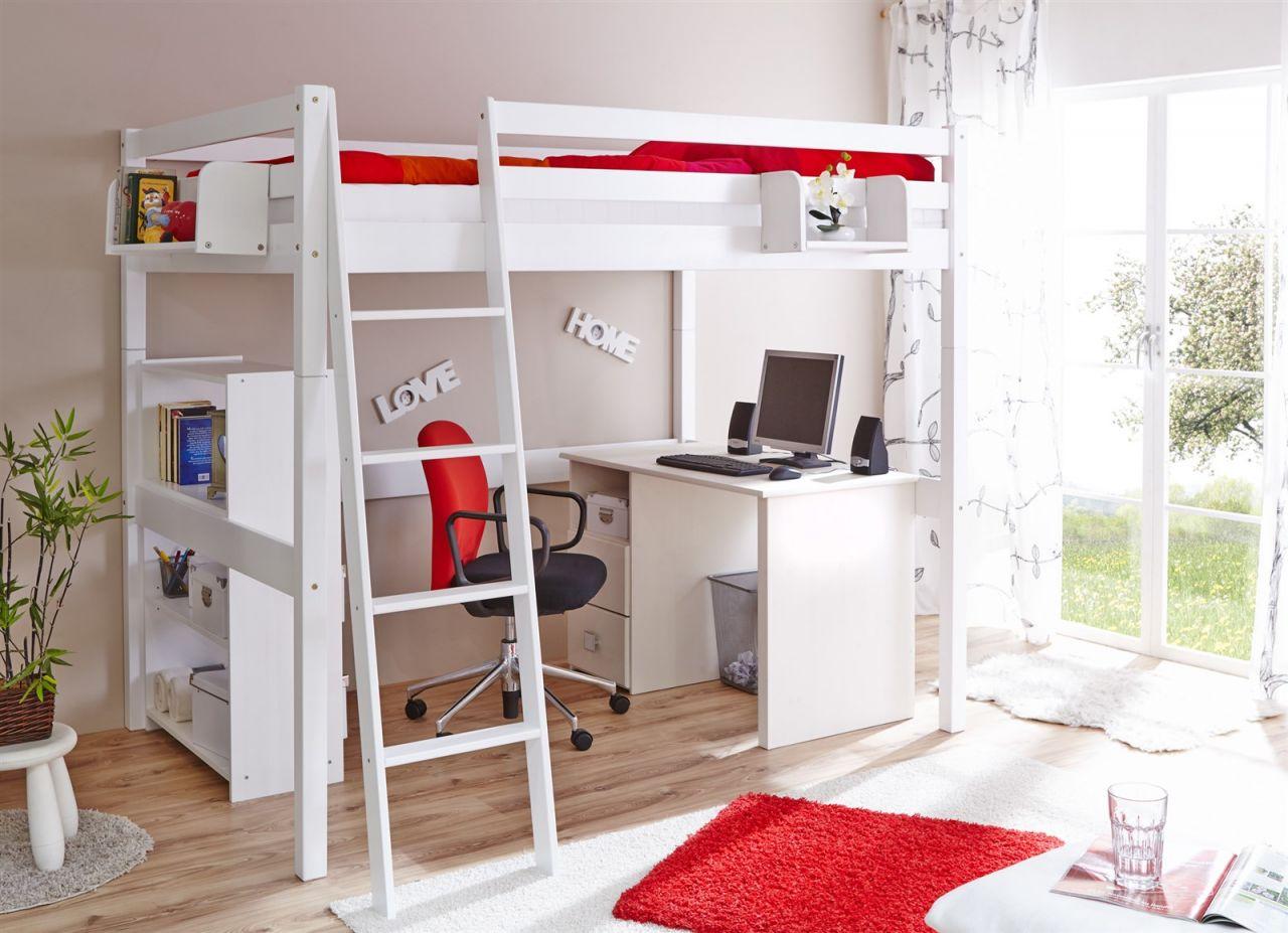 Etagenbett Massivholz Weiß : Etagenbett holz erst etagenbetten hochbett