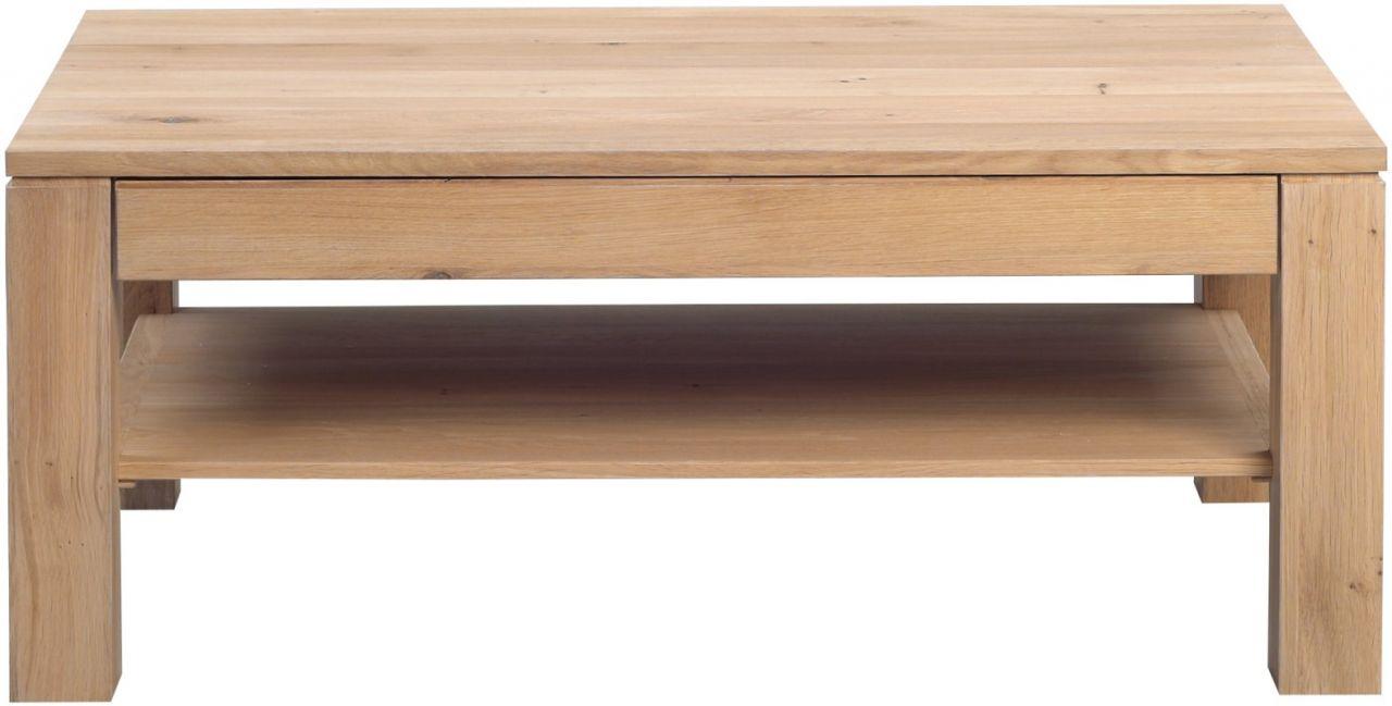 Couchtisch Inkl Schublade Brian Wildeiche Bianco Geolt 105x65 Cm