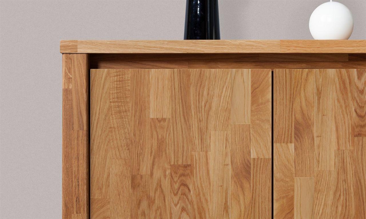 kommode schrank maison wildeiche massiv ge lt 115x77x45 cm kaufen bei sylwia lesniewska fun. Black Bedroom Furniture Sets. Home Design Ideas