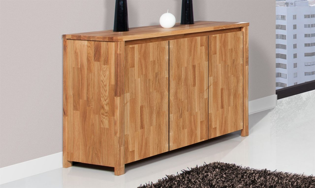 kommode schrank maison wildeiche massiv ge lt 115x77x45 cm kaufen bei sylwia lesniewska fun. Black Bedroom Furniture Sets. Home Design Ideas