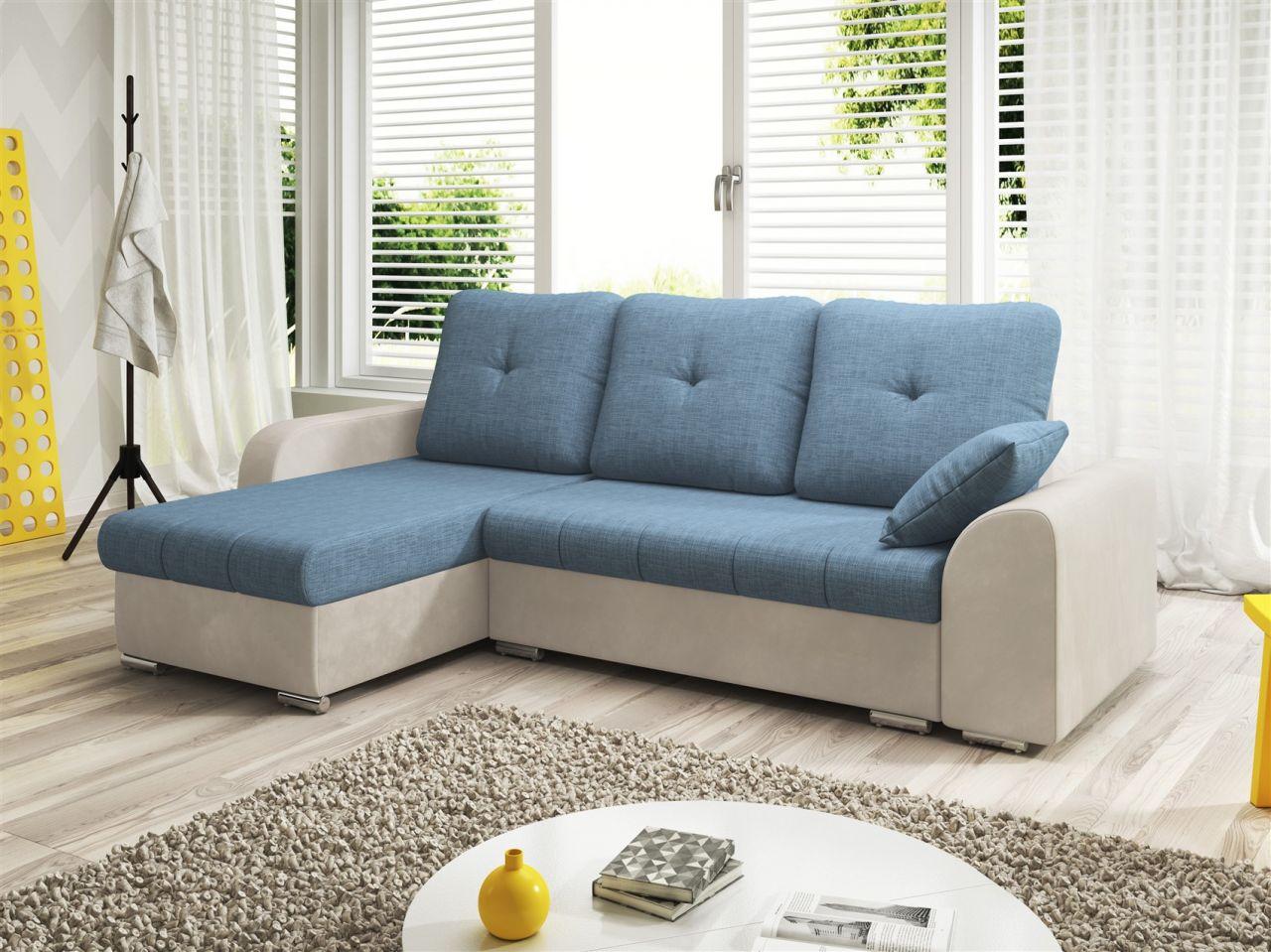Malerisch Couch Hellblau Das Beste Von Ecksofa Sofa Dekos Mit Schlaffunktion Weiss /